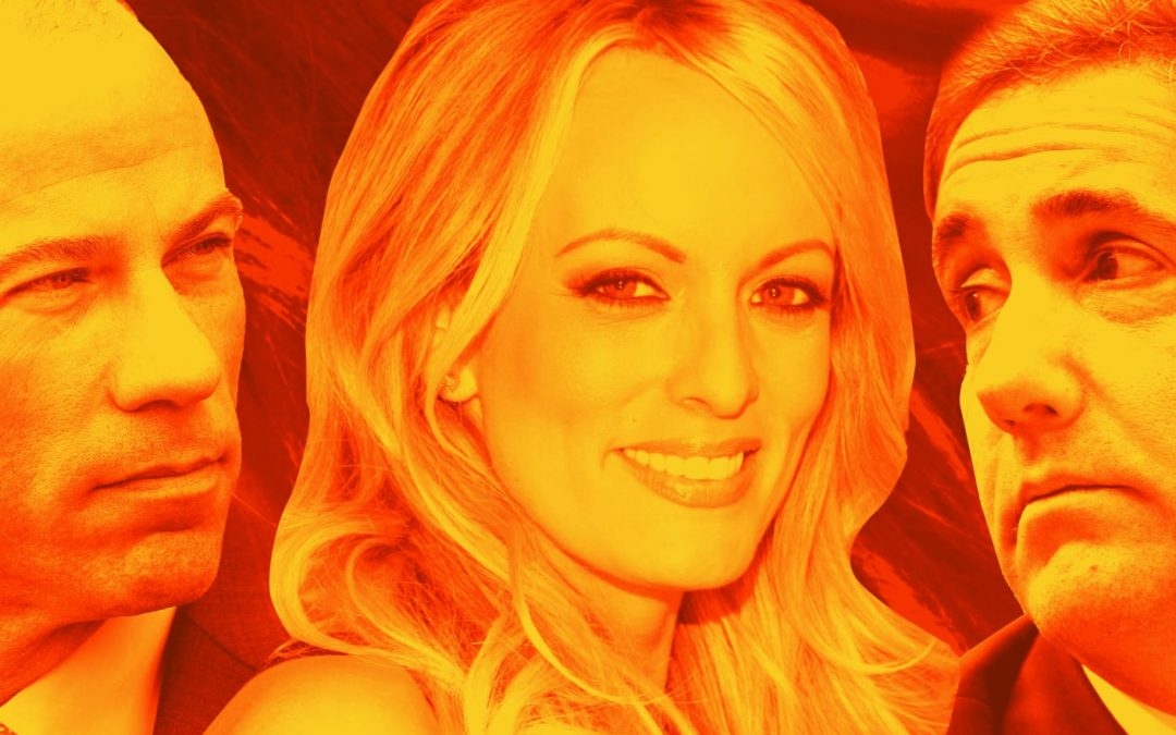 Stormy Daniels' Former Lawyer Michael Avenatti Goes After Michael Cohen Over Podcast Rant – Daily Beast
